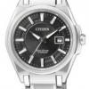 นาฬิกาข้อมือผู้หญิง Citizen Eco-Drive รุ่น EW1880-56E, Titanium Sapphire 100m