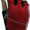 ถุงมือจักรยาน EXEO #CG-1452 สีแดง