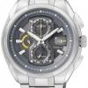 นาฬิกาข้อมือผู้ชาย Citizen Eco-Drive รุ่น CA0200-54H, Super Titanium 100m Grey Sapphire Chronograph