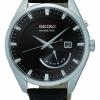 นาฬิกาผู้ชาย Seiko รุ่น SRN045P2, Kinetic 100m Black