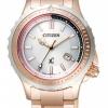 นาฬิกาผู้หญิง Citizen Eco-Drive รุ่น EP6022-55A, XC Duratect