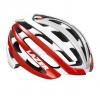 หมวกจักรยาน Z1 ‐ WHITE RED+LED