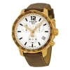 นาฬิกาผู้หญิง Tissot รุ่น T0954173603702, QUICKSTER CHRONOGRAPH