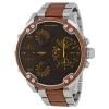 นาฬิกาผู้ชาย Diesel รุ่น DZ7397, Mr. Daddy 2.0 Brown