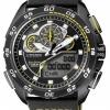 นาฬิกาข้อมือผู้ชาย Citizen Eco-Drive รุ่น JW0125-00E, Promaster Sapphire Chronograph