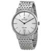นาฬิกาผู้ชาย Hamilton รุ่น H38455151, Intra-Matic Automatic Silver Dial