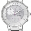 นาฬิกาข้อมือผู้หญิง Citizen Eco-Drive รุ่น FB1200-51A, Ladies Choronograph Sapphire WR 30m Made In Japan Watch