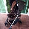 รถเข็นเด็ก Aprica stick สีน้ำตาล-ดำ รหัสสินค้า SL0072