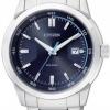 นาฬิกาข้อมือผู้ชาย Citizen Eco-Drive รุ่น BM7140-54L, 100m Blue Calendar Watch