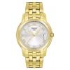 นาฬิกาผู้ชาย Tissot รุ่น T0314103303300, Ballade III Gold Silver Dial