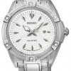 นาฬิกาข้อมือผู้หญิง Seiko รุ่น SXDF49P1, Velatura Sapphire Diamonds