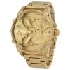 นาฬิกาผู้ชาย Diesel รุ่น DZ7399, Mr. Daddy 2.0 Chronograph Gold Tone Men's Watch