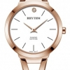 นาฬิกาผู้หญิง Rhythm รุ่น L1501S03, Diamond Sapphire L1501S 03, L1501S-03