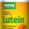 Jarrow Formulas Lutein 20 mg 30 Softgels