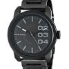 นาฬิกาผู้ชาย Diesel รุ่น DZ1371, Black Dial Black Textured Steel WR100M