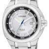 นาฬิกาข้อมือผู้ชาย Citizen Eco-Drive รุ่น BM0980-51A, Super Titanium Sapphire WR 100m