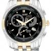 นาฬิกาข้อมือผู้ชาย Citizen Eco-Drive รุ่น BL8044-59E, Perpetual Calendar Diamond