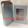 กล่อง 812 เจาะ(สีเงิน) จำนวน 10 ใบ/แพค
