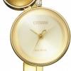 นาฬิกาผู้หญิง Citizen Eco-Drive รุ่น EW5492-53P, Ambiluna Sapphire Elegant