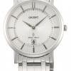 นาฬิกาข้อมือผู้ชาย Orient รุ่น SGW01006W0, Class Japan Sapphire Elegant