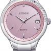 นาฬิกาผู้หญิง Citizen Eco-Drive รุ่น EO1150-59W, Sapphire