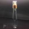 RR200 ml ใส+ปั้มเจลทอง แพคละ 10 ชิ้น