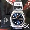 นาฬิกาผู้ชาย Orient รุ่น SEM1T018D8, 3 Star Crystal 21 Jewels Automatic
