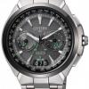 นาฬิกาผู้ชาย Citizen Eco-Drive รุ่น CC1086-50E, Attesa Satellite Wave Air GPS