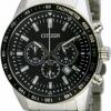 นาฬิกาข้อมือผู้ชาย Citizen Quartz รุ่น AN8070-53E, Chronograph