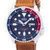 นาฬิกาผู้ชาย Seiko รุ่น SKX009J1-LS9, Automatic Diver's Ratio Brown Leather 200M