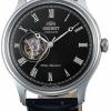 นาฬิกาผู้ชาย Orient รุ่น SAG00003B0, Envoy Open Heart Japan Automatic