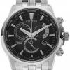 นาฬิกาผู้ชาย Citizen Eco-Drive รุ่น BL8140-55E, Perpetual Calendar Sapphire