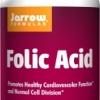Jarrow Formulas, Folic Acid 800 mcg, 100 Capsules