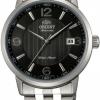 นาฬิกาผู้ชาย Orient รุ่น SER2700BB0, Symphony Japan 21 Jewels Automatic Elegant