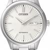 นาฬิกาข้อมือผู้ชาย Citizen Automatic รุ่น NH7520-56A, Sapphire WR 50m Elegant