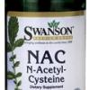 Swanson Premium NAC N-Acetyl Cysteine 600 mg 100 Caps