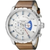 นาฬิกาผู้ชาย Diesel รุ่น DZ4357, Stronghold Chronograph Brown Leather