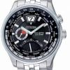 นาฬิกาข้อมือผู้ชาย Citizen Eco-Drive รุ่น BR0015-52E, Sapphire Japan Retrograde