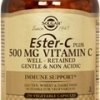 Solgar Ester-C Plus Vitamin C 500 mg 250 Tablets
