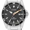นาฬิกาข้อมือผู้ชาย Citizen Eco-Drive รุ่น BN0100-51E, Excalibur Promaster 200m
