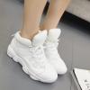 รองเท้าผ้าใบลำลองสปอร์ตเพิ่มสูง6cm ไซต์ 35-40