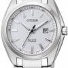 นาฬิกาข้อมือผู้หญิง Citizen Eco-Drive รุ่น EW2210-53A, Ladies 100m Super Titanium Sapphire Watch