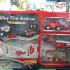 รถรางดับเพลิง Alloy Fire Railcar