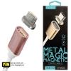 สายชาร์จแม่เหล็ก Earldom Magnetic Micro USB Cable