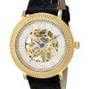 นาฬิกาผู้ชาย Invicta รุ่น INV17244, Invicta Specialty Gold Tone Skeletal Dial