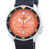 นาฬิกาผู้ชาย Seiko รุ่น SKX011J1-LS8, Automatic Diver's Ratio Black Leather 200M