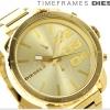 นาฬิกาผู้ชาย Diesel รุ่น DZ4268, Chronograph Gold Tone Men's Watch