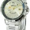 นาฬิกาข้อมือผู้ชาย Orient รุ่น SEU03002CW, Multi-Year Perpetual Calendar Japan Automatic