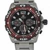 นาฬิกาผู้ชาย Orient รุ่น STW05001B0, Chronograph Quartz Japan Red 100m