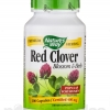 Nature's Way Red Clover Blossom & Herb 400 mg 100 Capsules